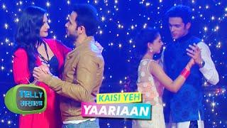 Manik & Nandini ROMANTIC Dance Together In Fusion Concert   Kaisi Yeh Yaariyan