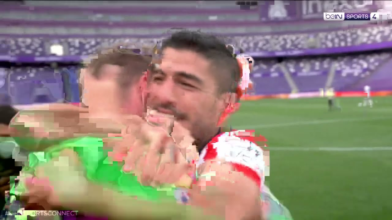 Atletico Madrid wins Spanish League