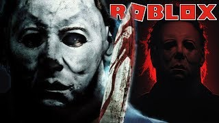MICHAEL MYERS IS AFTER US! | Roblox Adventures - Roblox Gameplay