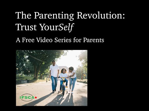 The Parenting Revolution: Trust Yourself