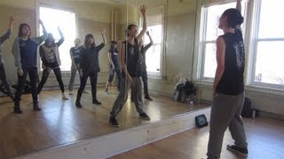 Encultura Presents: Kpop Dance Tutorial: B.A.P - No Mercy