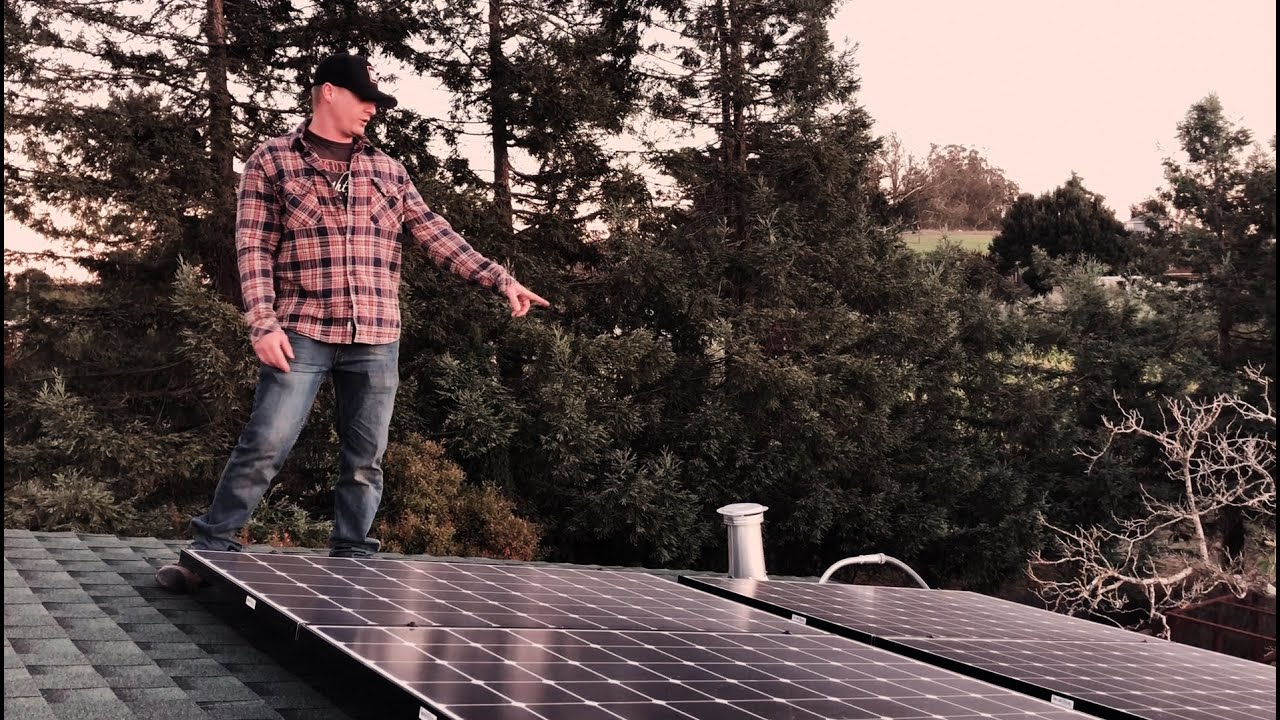 Grid-Tied Solar Power Systems | Buy Direct - DIY Solar
