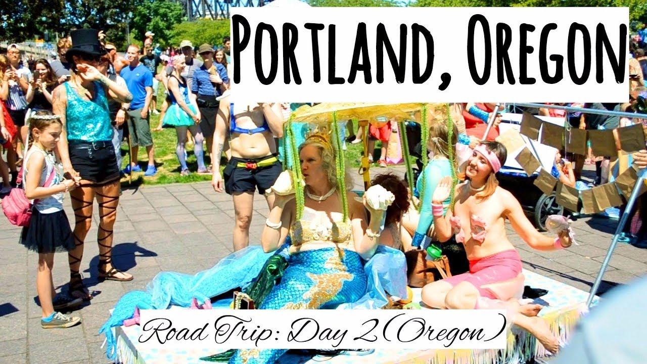 Homosexuell Cruising in Oregon, Vereinigte Staaten