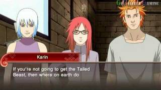Naruto Shippuden: Ultimate Ninja Impact - part 109 Walkthrough - The Five Kage Gater