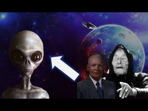 Топ 5 хора разговаряли\срещали с извънземни