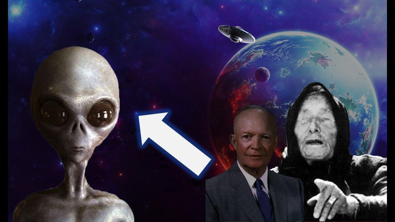 Топ 5 - Хора разговаряли\срещали с извънземни! - (ВИДЕО)