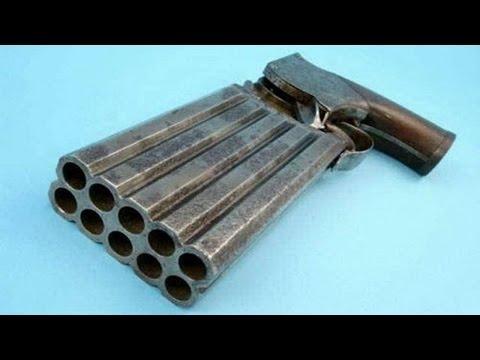 10 Unglaubliche Waffen die du noch nicht kanntest!