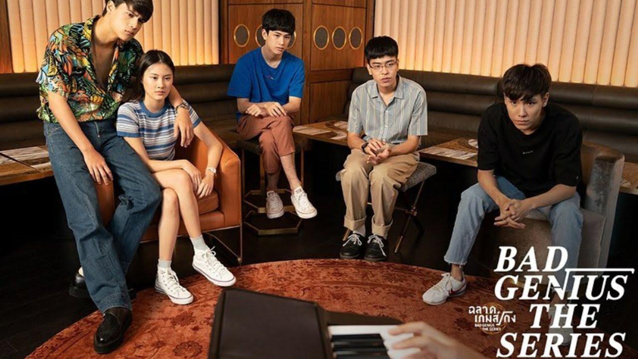 Bad Genius The Series   Tentang Karakter Teman Sekolah Tong, Third, Ping   WeTV 【Highlight】