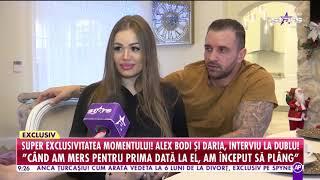 Download Interviu exclusiv! Alex Bodi și Daria, totul despre nuntă