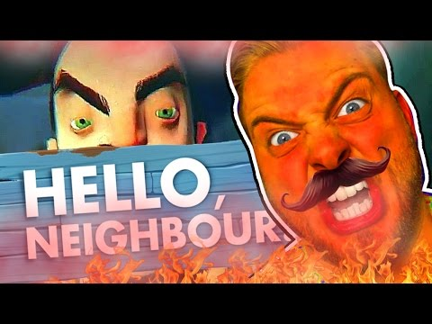 RAGE MODE ACTIVATE!!! - Hello Neighbor - Alpha 3! #1