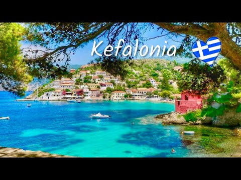 KEFALONIA GREECE - 14 TOP THINGS YOU HAVE TO DO AND SEE  - THE BEST GREEK ISLAND??
