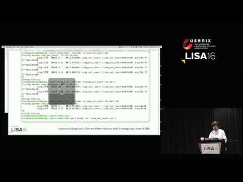LISA16: Linux 4.X Tracing Tools: Using BPF Superpowers