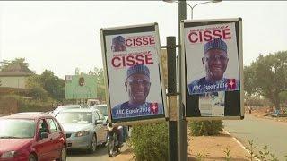 vuclip Niger, Amadou Boubacar Cissé fait campagne à Ayorou