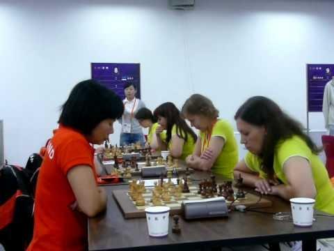 World Mind Sport Games Netherlands - Estonia chess