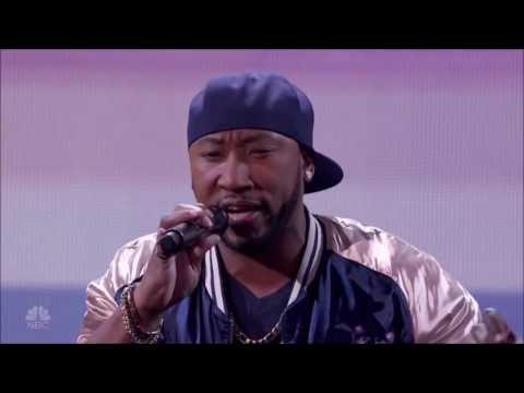 Linkin' Bridge: Acapella NAILS Wilie Nelson Song | Quarterfinals 3 (FULL) | Americas Got Talent 2016
