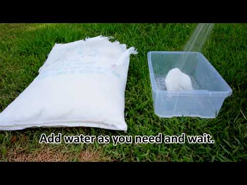 How To Dissolve Hard Magnesium Chloride Salt To Make Magnesium Oil Solution