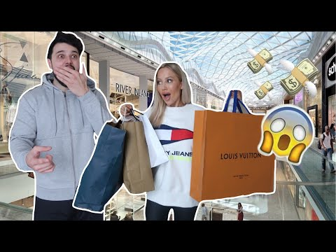 SPENDING £1000 IN 1 HOUR CHALLENGE IN LONDON..?! | ELLE DARBY