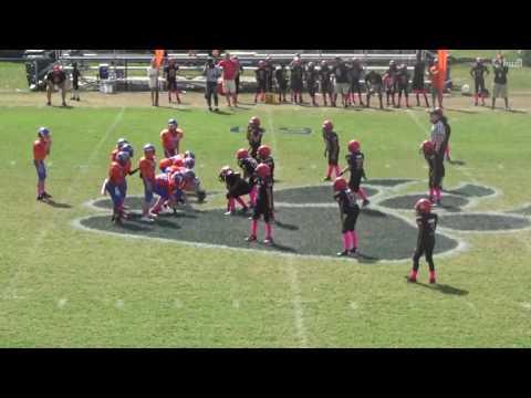 Justin Goodman Football Highlights 2015