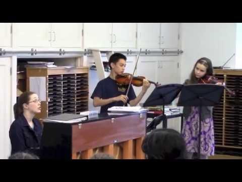 Jacqueline Langley - GRAMMY Music Educator Award Quarter-Finalist - Video 1