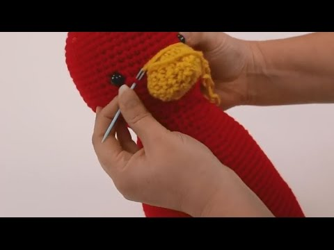 Amigurumi Patterns: How to Join Pieces