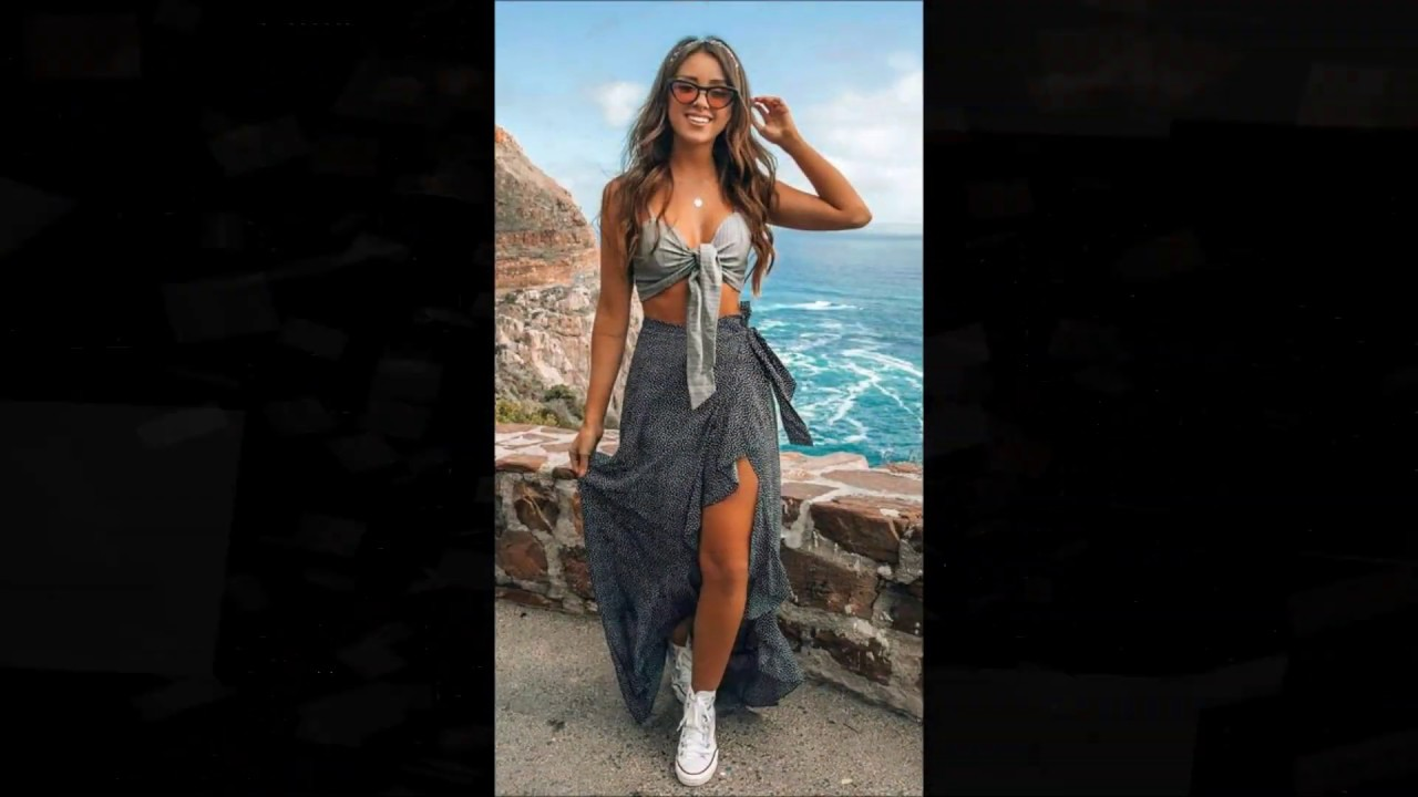 [VIDEO] - BEAUTIFUL SUPER FASHION OUTFITS FOR HEAT TIMES TRENDS 2019♥LINDOS OUTFITS PARA VERANO TRENDS 2019 4