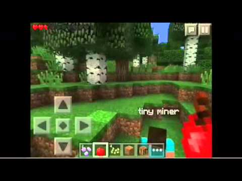 Brother & sister play Minecraft (g-rated) - Quest part 1
