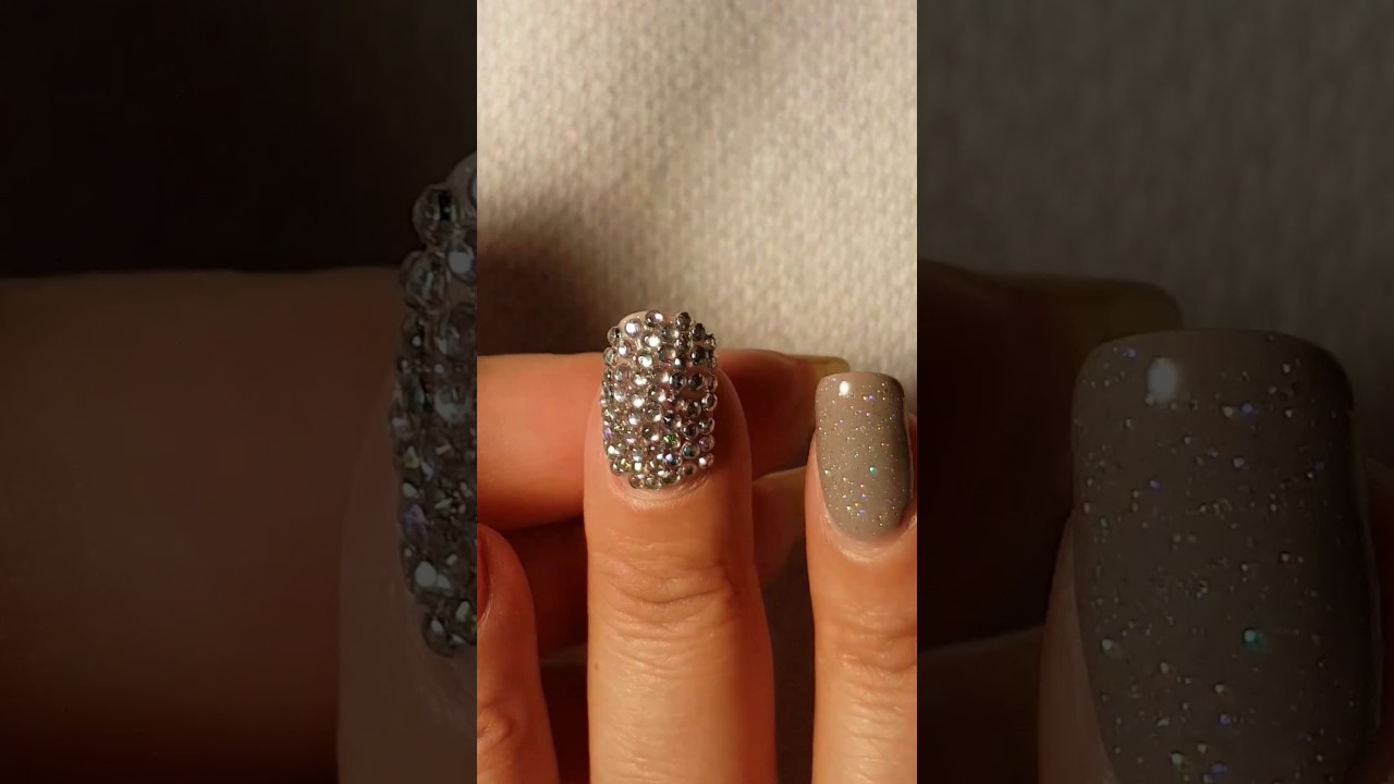 Bling Nail - YouTube
