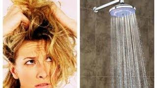Привыкание к шампуню /Волосы жирнеют быстро / Ответы Трихолога / часть 4(, 2013-05-10T07:28:22.000Z)