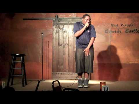 Alan Peterson Stand Up (Mark Ridley's Comedy Castle)