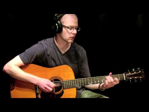 Bluegrass Lesson: Flatpicking Fiddle Tunes - Inside The Cuckoo's Nest by Mike Cramer