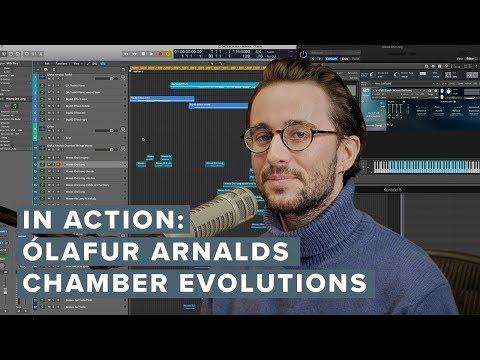 In Action: Ólafur Arnalds Chamber Evolutions