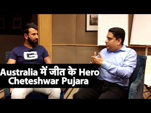 Cheteshwar Pujara Exclusive: The Star of India's Series Win Over Australia | Ind vs Aus | Sports Tak