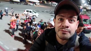 24 HORAS EN EL AEROPUERTO: LLEGAMOS a MOSCU al MUNDIAL !!!