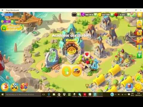 dragon mania legends hack windows 10 español