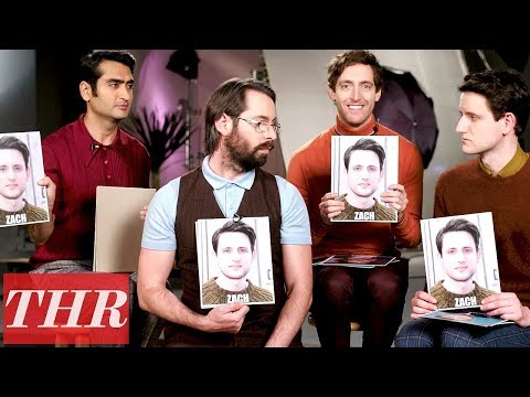 The Cast of 'Silicon Valley' Plays How Well Do You Know Your Castmates?  THR