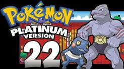 Let's Play Pokémon Platin Part 22: Das ist Schleiede