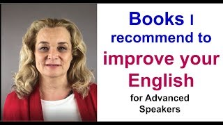 Books I Recommend to Improve your English Grammar| Accurate English