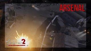 Assault Squad 2: Men of War Origins - Fox Hunt - Mission 1 - Arsenal - HD