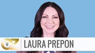 Laura Prepon On Doing Yoga, Cooking and Binge-Watching