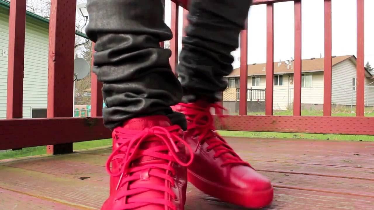 f34e0dd98f3f Reebok T-Raww HD (On feet) - YouTube