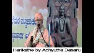 Harikathe by Achyutha Dasaru