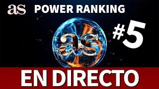 POWER RANKING #5 | TOP 15 EQUIPOS de EUROPA tras la CHAMPIONS LEAGUE | Diario AS