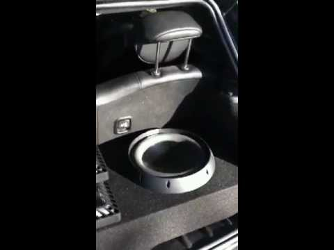 sound system in a 2008 mini cooper s youtube. Black Bedroom Furniture Sets. Home Design Ideas
