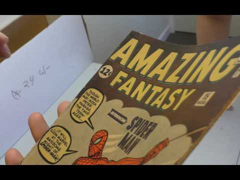 Sell My Comic Books Asks... How Would YOU Ship an Amazing Fantasy 15 in the Mail???