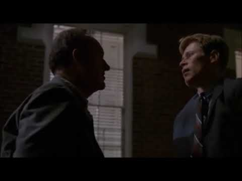 Mississippi Burning - The Greatest Slap in History - Gene Hackman and Willem Dafoe