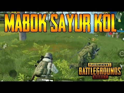 "Voice Chat Lucu PUBG | Team ""GUYS"" Mabok Sayur KOL 