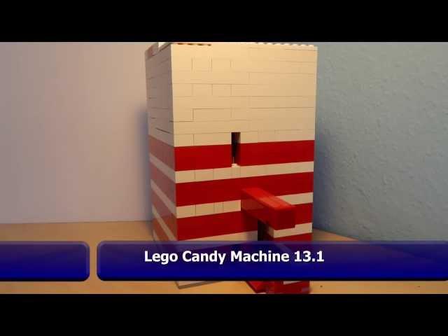 Lego Candy Machine 13.1 ,, Oreo edition