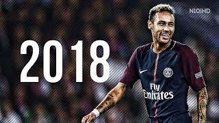 Neymar Jr - September ● Dribbling Skills & Goals 2017-2018 HD
