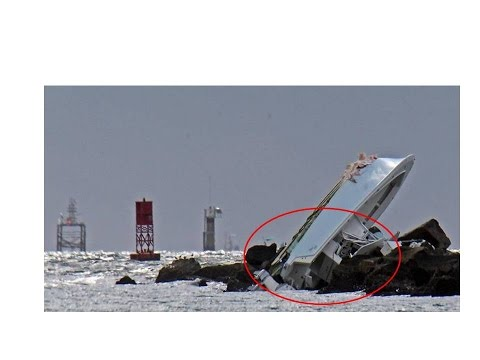 Jose Fernandez Boat Accident Photos