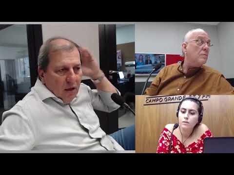 Entrevista CBN Campo Grande (25/11/2020): Sérgio de Paula, presidente do PSBD em MS